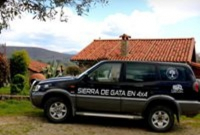 Proveedor SIERRA DE GATA EN 4X4