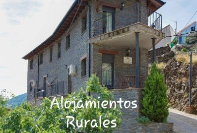 Proveedor Alojamientos rurales Hurdes Altas