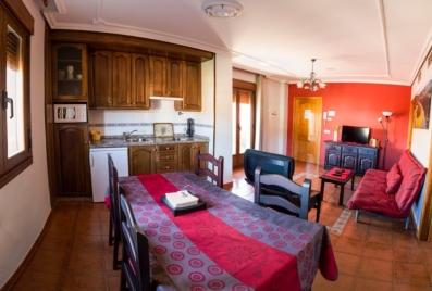 Proveedor Apartamentos rurales El Prado