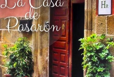 Proveedor AYALA HOTELES, SL/HOTEL RURAL LA CASA DE PASARÓN