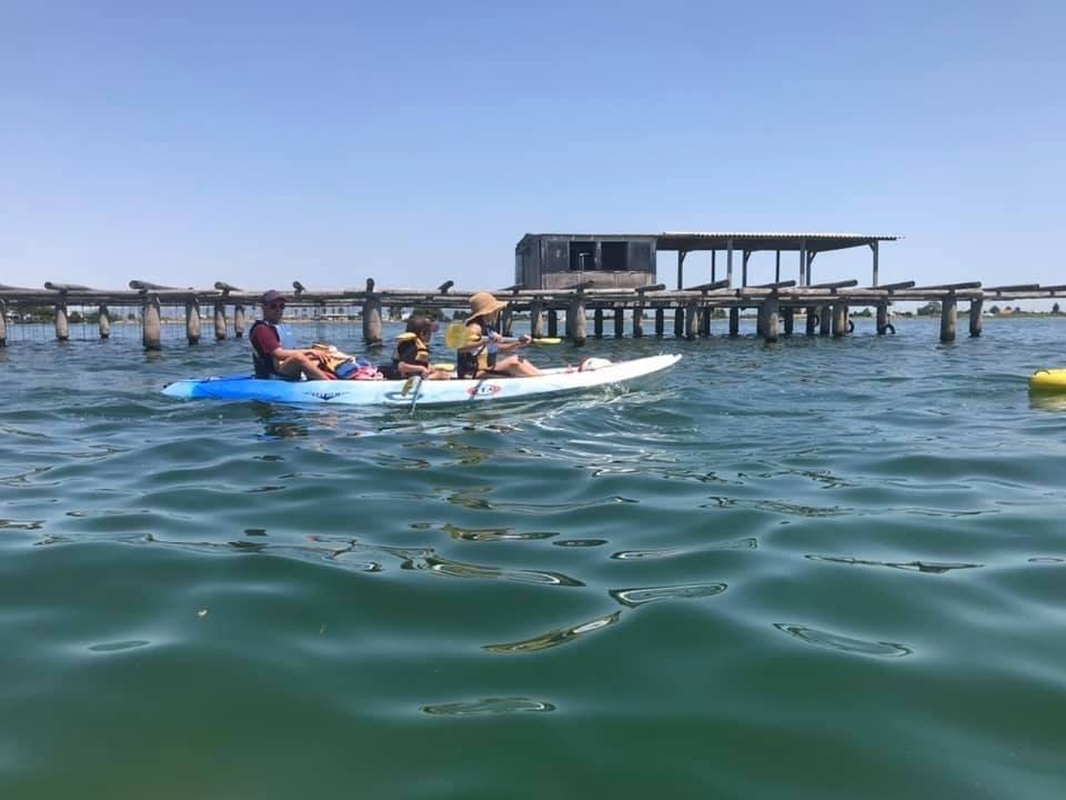 Las joyas de la bahía en kayak