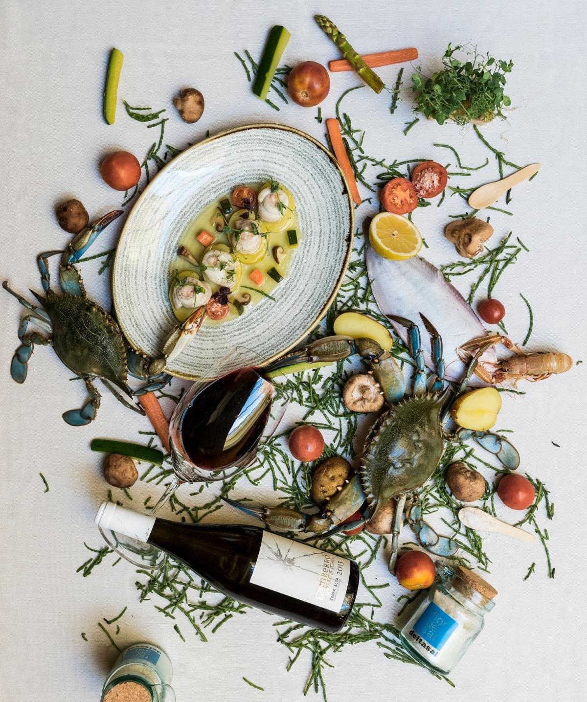 Give Can Batiste - Menu Gastronomique