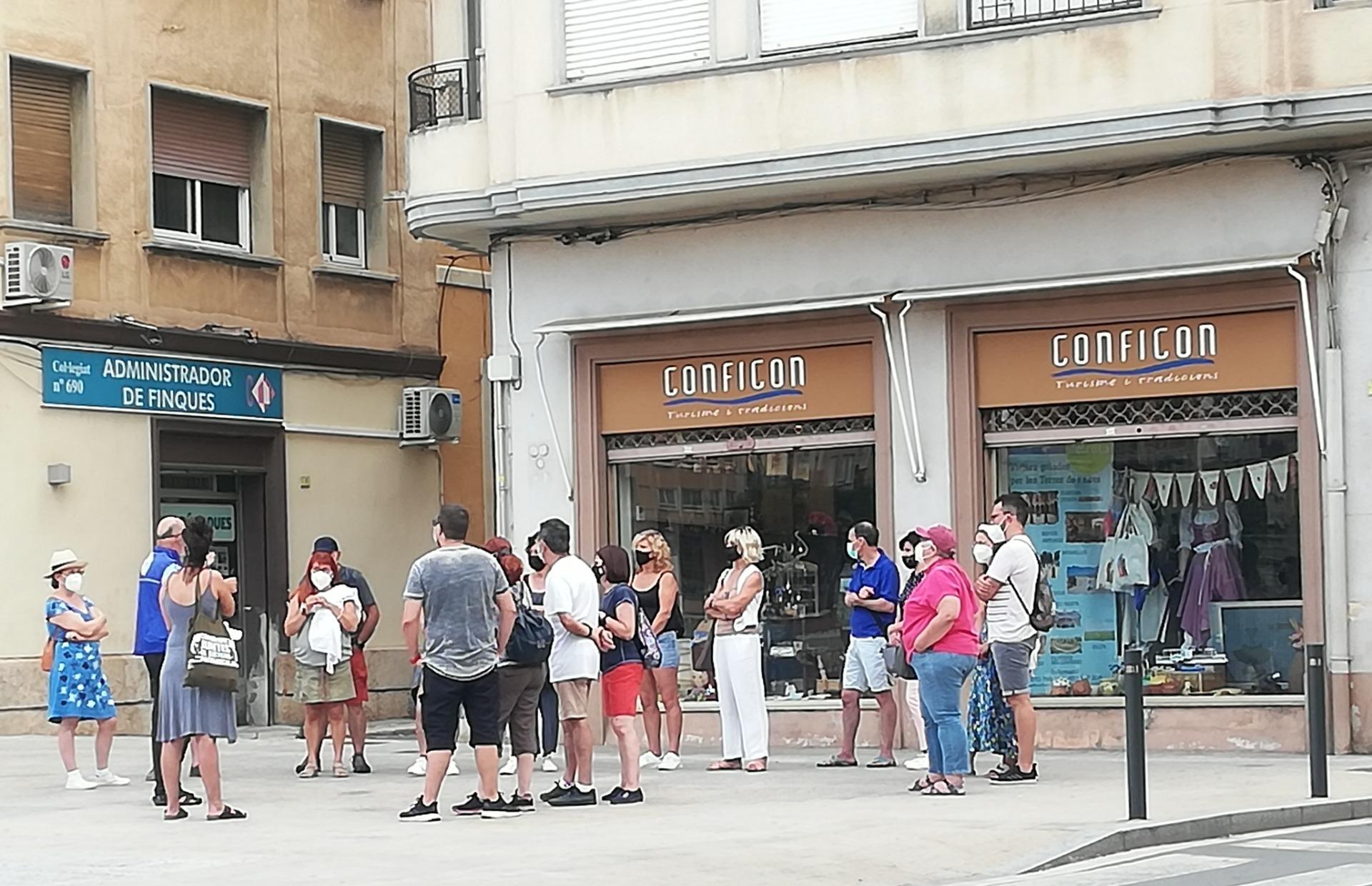 Visita guiada cultural per Tortosa a peu
