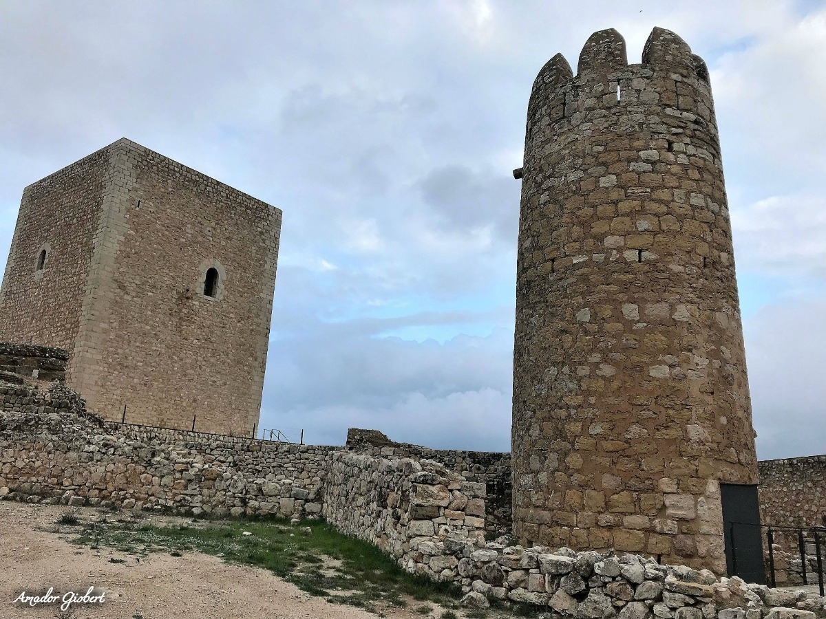 Visite du château d'Ulldecona