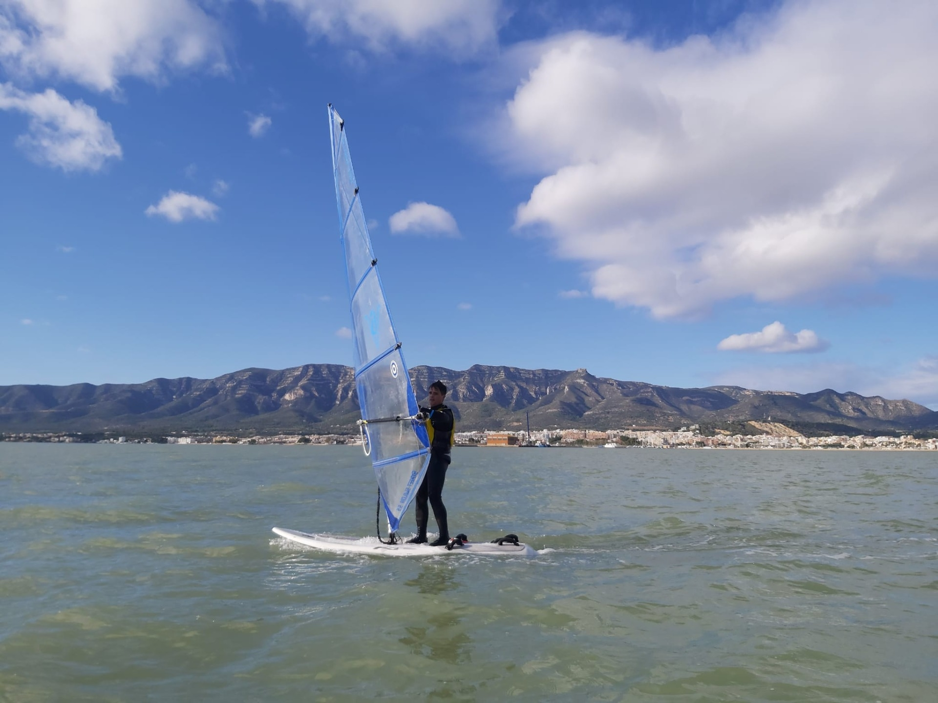 Lloguer Windsurf - Trabucador