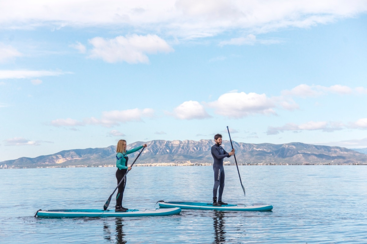 Extraordinary Paddle Surf routes