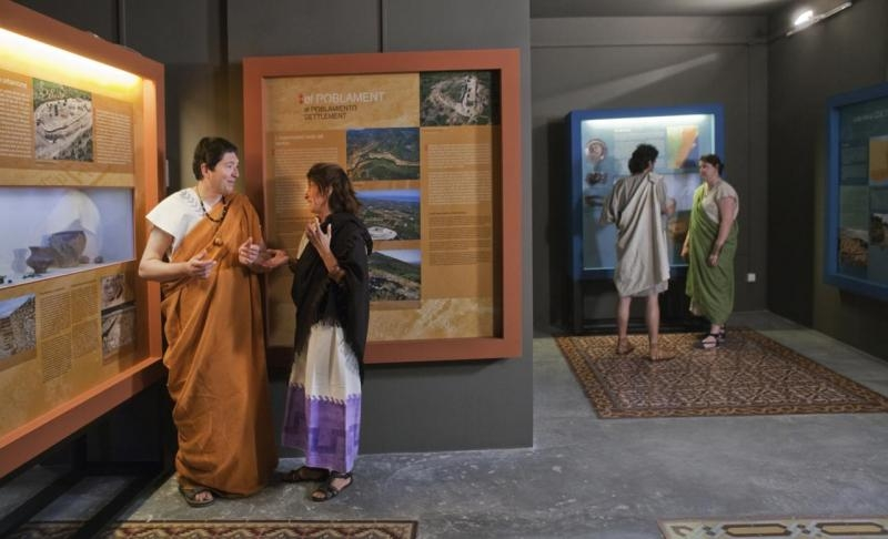 Casa O'Connor: el Centre d'Interpretació de la Cultura Ibera